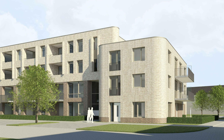 22 appartementen Catharijnestraat Driebergen