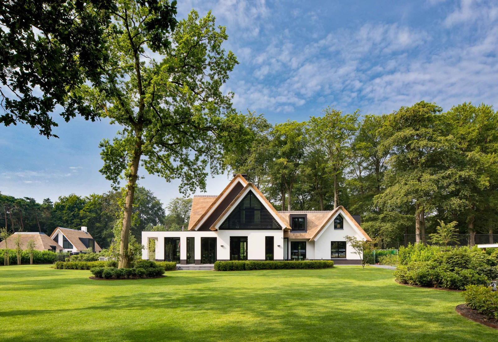 Thumbnail for Fotografie Villa te Bilthoven