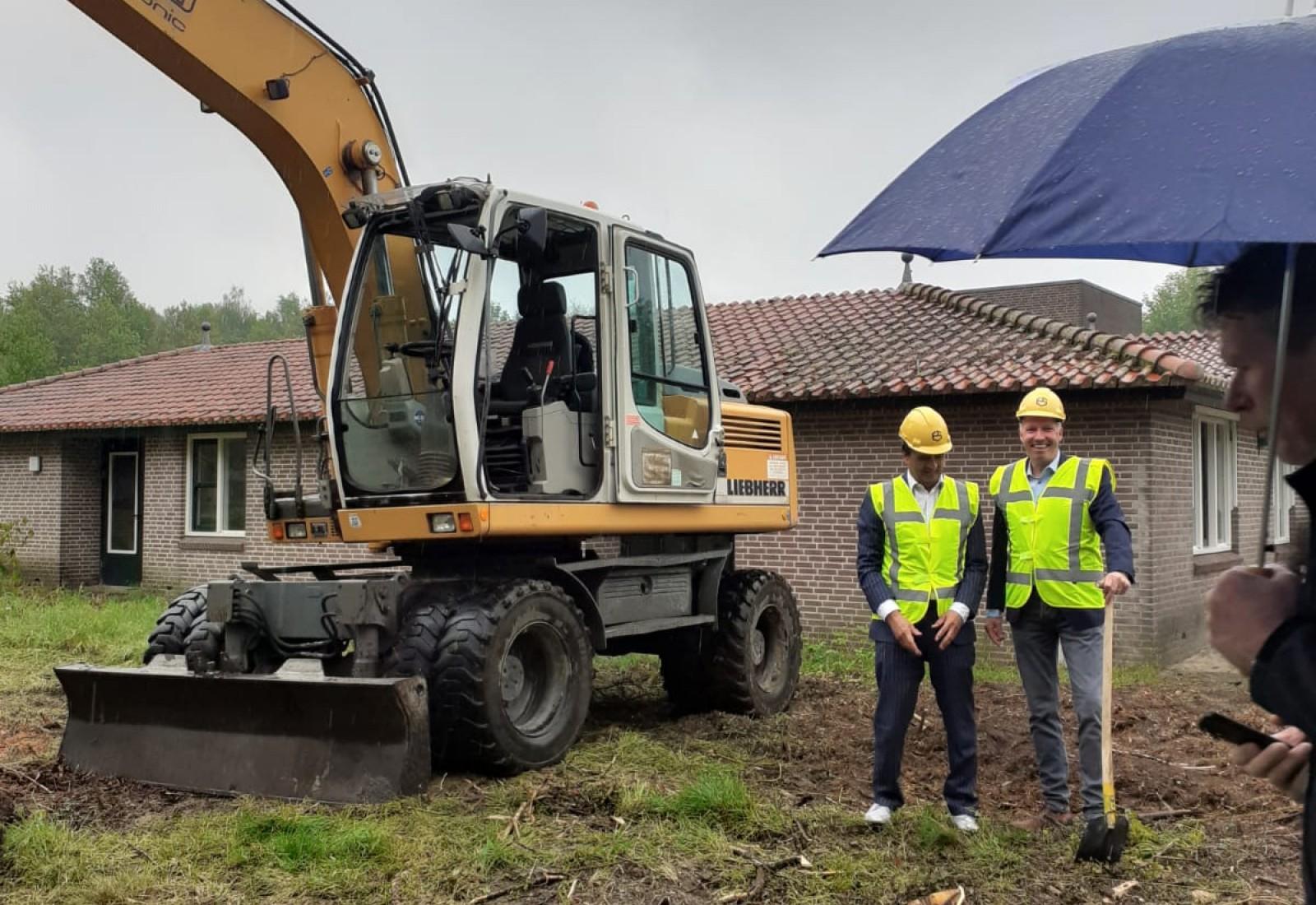 Thumbnail for Start bouw Mediant GGZ Enschede
