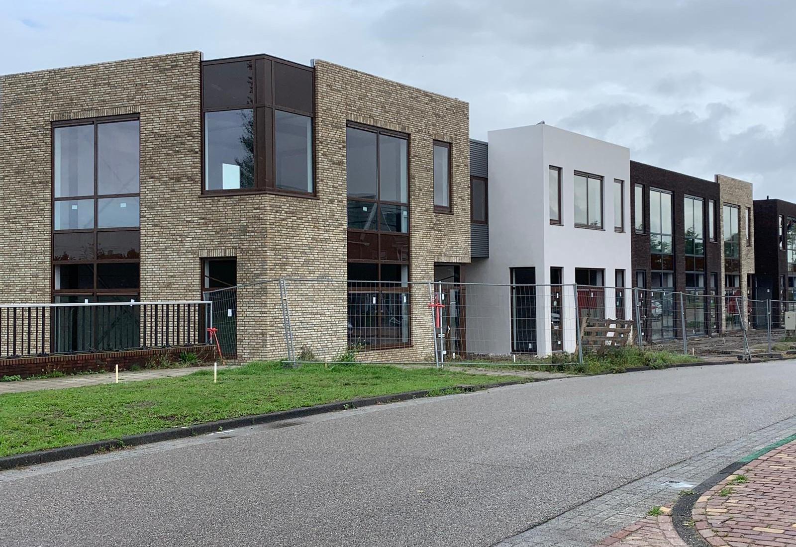 Thumbnail for Uitvoering bedrijvencentrum Gabriël Metzustraat Leiden